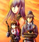Valkyria Chronicles by Taco-Yaki