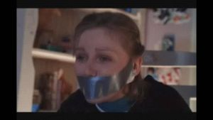 Kirsten Dunst Gagged by TheAnonymousBondageG