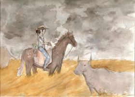 ENORMOUS F-king Sky by marora