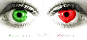 Love Eye by MP-Design