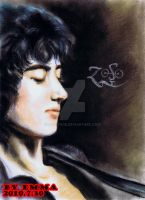Jimmy Page soft pastels 1 by beckpage