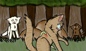 Honeyfern's death :'( by SoulCats