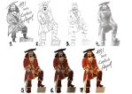 Captain Morgan's Graduation [StepByStep] by Elfenzorn