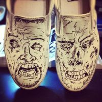 Zombie Shoes2 by Kyg0n