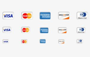 Credit Card Icons by terrenceforever