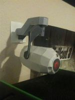 Portal Security Cam Paperaft by Dreamparacite