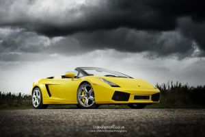 Lamborghini Gallardo Spyder by dean-photo