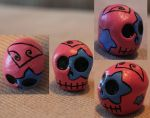 Swirlysweetstarshimmer skull65 by angelacapel
