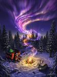 Saint Nick's Fire by priteeboy
