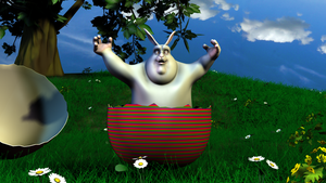 Frohe Ostern / Happy Easter 2013 by Sarkytob