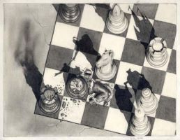 Chess Illustration by dwilliams-66