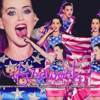 Baby You A Firework by justinygagamylife