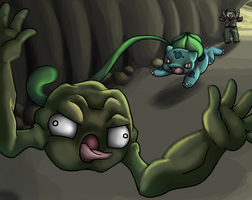 Dangers of wild pokemon by BakaMichi