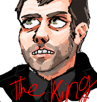 the king by Diss0ciate