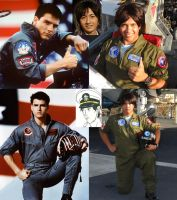 Top Gun and Check-6 - Oh, the Comparison! by BlueWolfRanger95