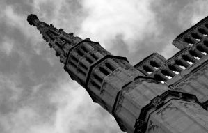 Westminster Abbey by thegreatmisto