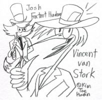 Josh and Vincent by komi114