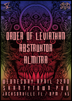 4-22-15 Flier by SearingLimb