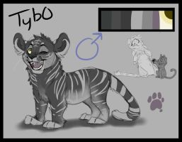 Tybo by Chipo-H0P3