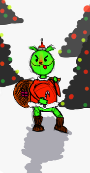 22. The Grinch by Metroo777