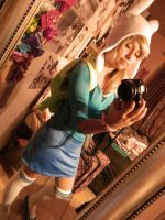 Adventure Time!Gender Bender: Fionna by UnimesShiChui