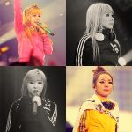 2ne1 by charmded