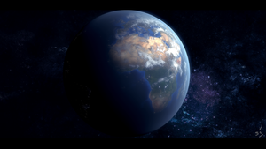 Planet Earth by DiscoverySC