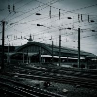 Interstation by R3ds0Ld13r