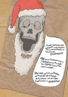 Father Christmas is Dead? by baker2D