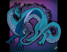 Eastern Dragon by Spiritwollf