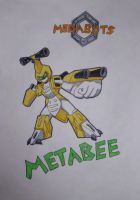 Metabee by Inazumasonic24