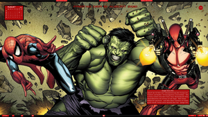 Marvel Desktop No.2  10.08.2012 by DocBerlin77