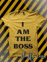 i am the boss by djtwister4life