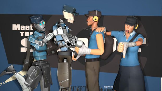 [SFM]Who are the best? by Ghost258