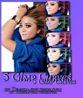 Gimp Curve Pack4 by MichelleNeves