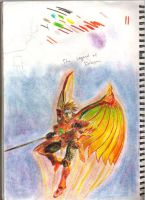 legend of dragoon by envisage-d-