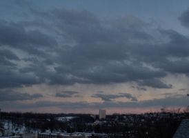 2-24-14  Tri color sky by Bizee1