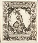 Scanderbeg - The Skecth In The Book [1681] by eduartinehistorise
