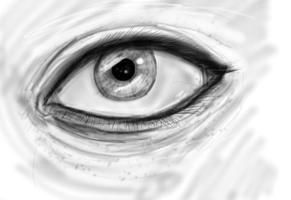 Eye Practice by ItsCarmenJones