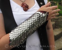 Small scale bracer by Corvus303