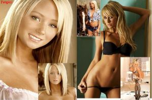 Sara Jean Underwood Wallpaper by Penpics