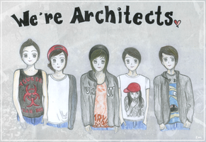We are Architects. by littleemmy