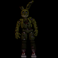 Springtrap for Blender! by Mistberg