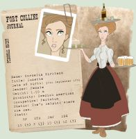Fort Collins: Cordelia by SilvesterVitale
