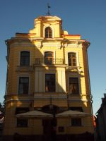 Tallin - Old City building by ddmkro