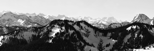Alps Panorama by Catching-Moments