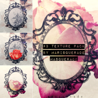 #3 TEXTURE PACK by Marisquerade