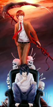 I Am Justice | Death Note by DivineImmortality