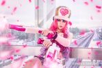 Arcade Miss Fortune Cosplay by vensii