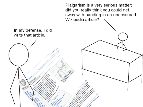 AP Humour - Wikipaedia Article by BillyGraydon